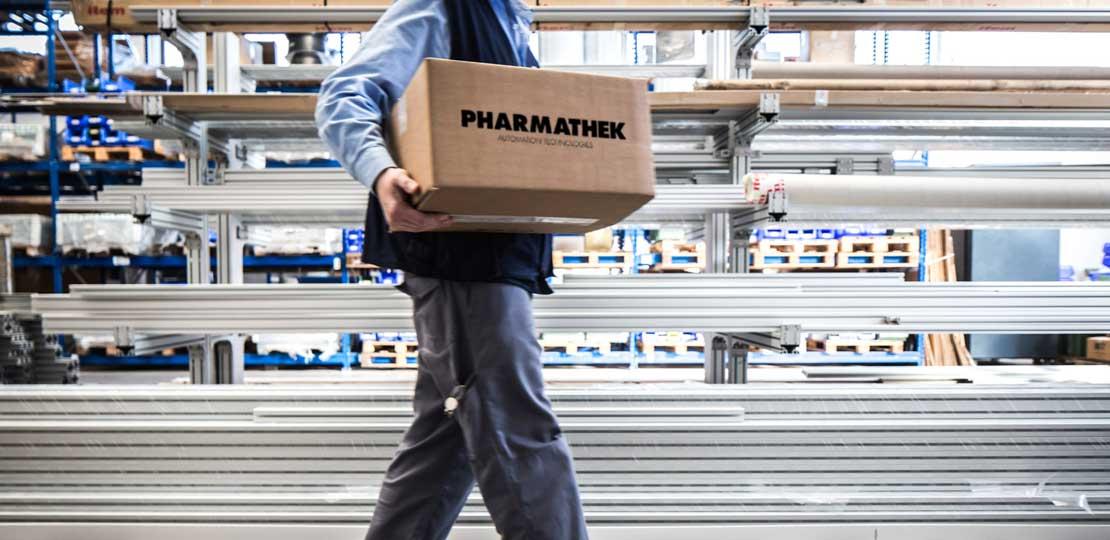 manutenzione robot pharmathek