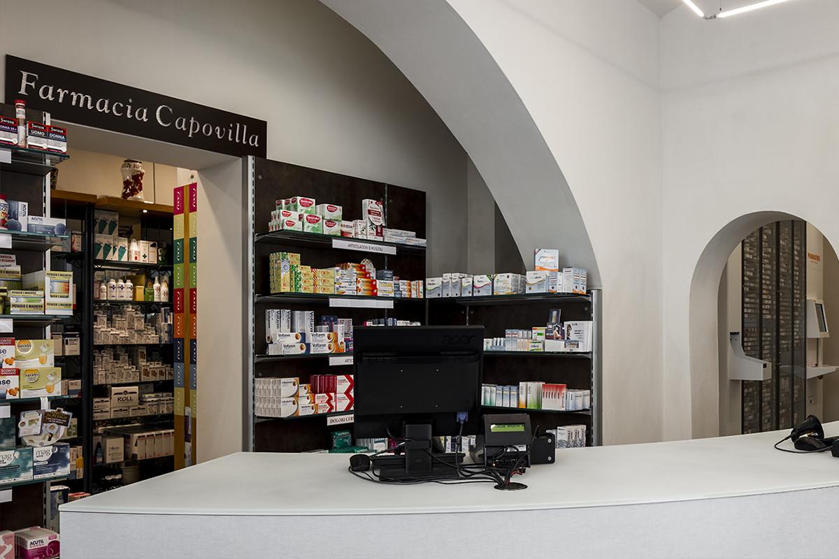 Farmacia capovilla pharmathek