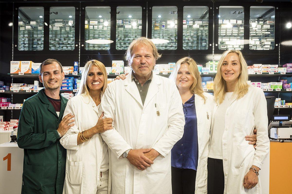 Farmacia De Marco, Bari - intervista al dott. De Marco
