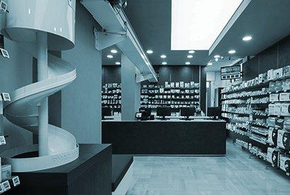 Robot Farmacia Santa Rita dott.ri Vassalli, Foggia
