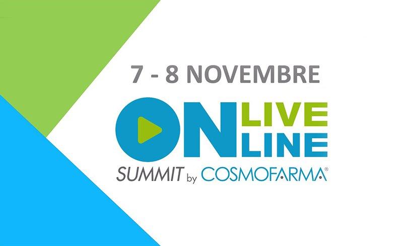 Live Online Summit Cosmofarma